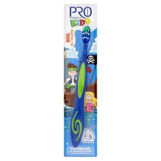Tesco Pro Formula Kids Szczoteczka do zębów dla dzieci od 6 lat średnia
