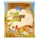 Dijo Orginal Tortilla Fresh Wraps 296 g (8 Pieces)
