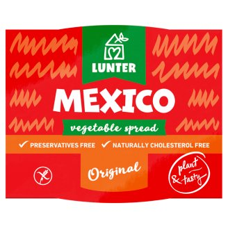 Lunter Mexican Lightly Hot Paste 115 g