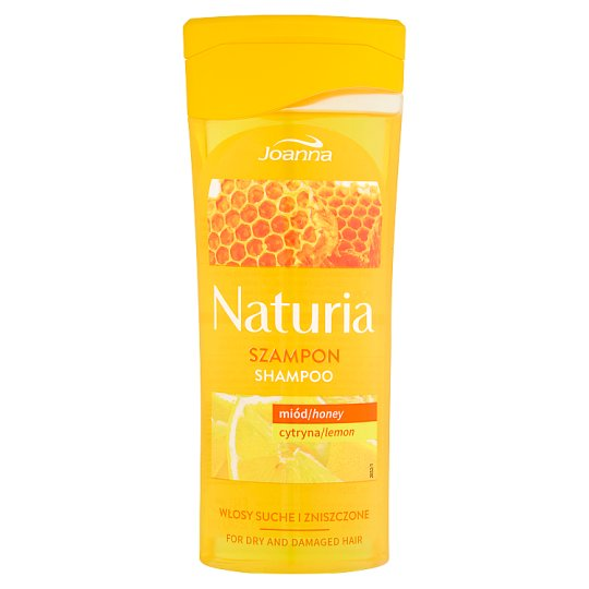 Joanna Naturia Honey Lemon Shampoo 200 ml