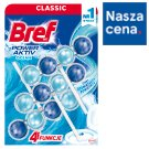 Bref WC Power Aktiv Sea Breeze Toilet Rim Block 3 x 50 g