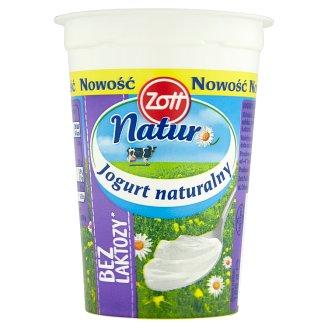 Zott Natur Jogurt naturalny bez laktozy 180 g