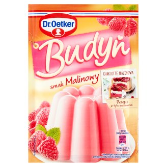Dr. Oetker Budyń smak malinowy 40 g