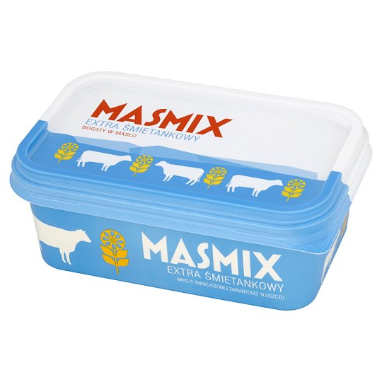 Masmix Extra Cream Reduced Fat Mix 380 g
