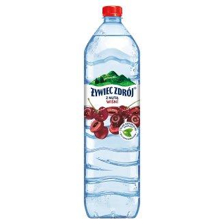Żywiec Zdrój Smako-Łyk Cherry Flavoured Drink 1.5 L