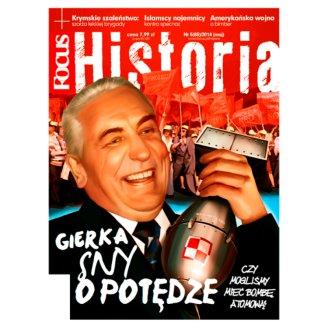 Miesięcznik Focus Historia