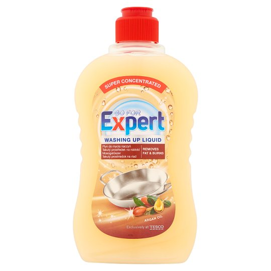Go for Expert Argan Oil Washing Up Liquid 500 ml