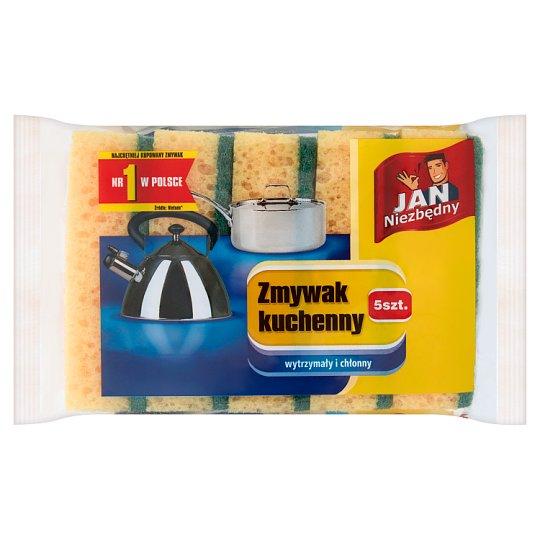Jan Niezbędny Zmywak kuchenny 5 sztuk