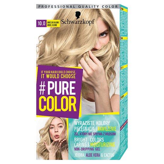 Schwarzkopf #Pure Color Hair Colorant Angel Blond 10.0