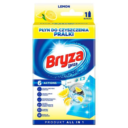 Bryza Lanza Lemon Washing Machine Cleaner 250 ml