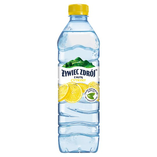 Żywiec Zdrój Lemon Flavoured Still Drink 500 ml
