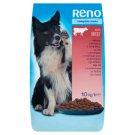 Reno Pełnoporcjowa karma dla dorosłych psów z wołowiną 10 kg