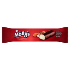 Ms Molly's Peanut Butter-Marzipan in Chocolate Bar 90 g