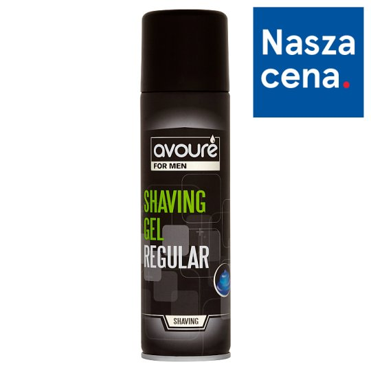 Avoure for Men Regular Shaving Gel 200 ml