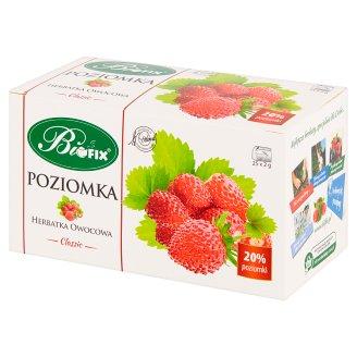 Bifix Classic Wild Strawberry Fruit Tea 50 g (25 Tea Bags)