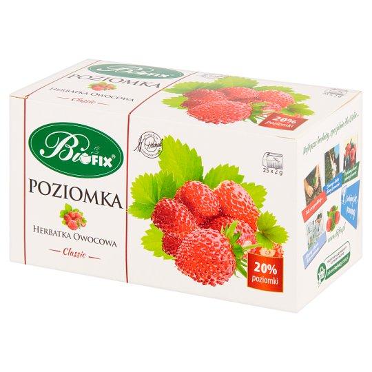 Bifix Classic Poziomka Herbatka owocowa 50 g (25 torebek)