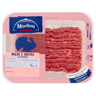 Morliny Mięso z indyka na kotlety 750 g