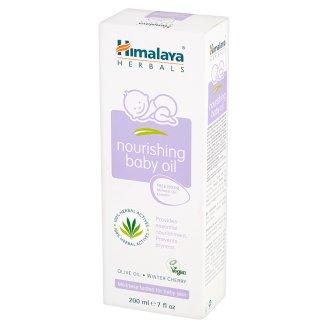 Himalaya Herbals Odżywczy olejek dla dzieci 200 ml