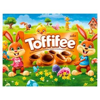 Toffifee Hazelnut in Caramel Nut Cream and Chocolate 250 g (2 x 15 Pieces)
