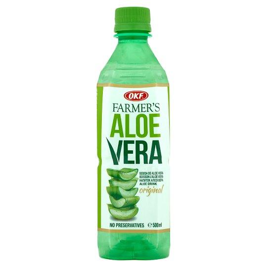 OKF Farmer's Aloe Vera Drink original 500 ml
