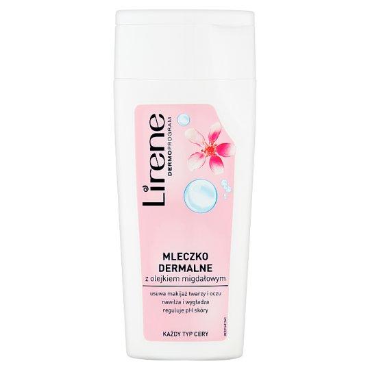 Lirene Dermal Milk with Almond Oil 200 ml