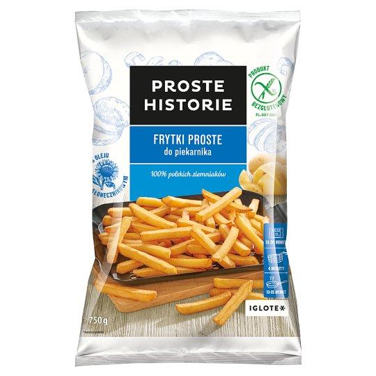 Proste Historie Straight Fries for Oven 750 g