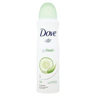 Dove Go Fresh Cucumber and Green Tea Antyperspirant w aerozolu 150 ml