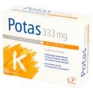 Colfarm Potas 333 mg Suplement diety 60 kapsułek