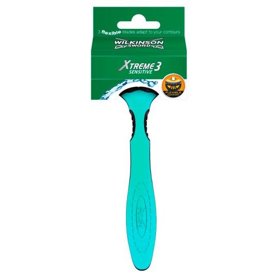 Wilkinson Sword Xtreme3 Sensitive Jednorazowa maszynka do golenia