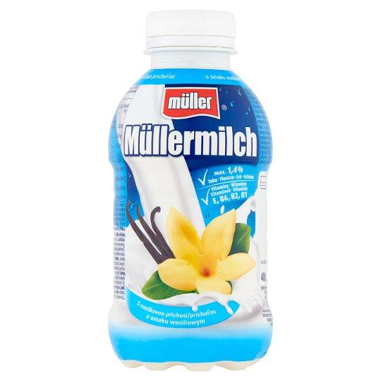 Müller Müllermilch Vanilla Flavour Milk Drink 400 g