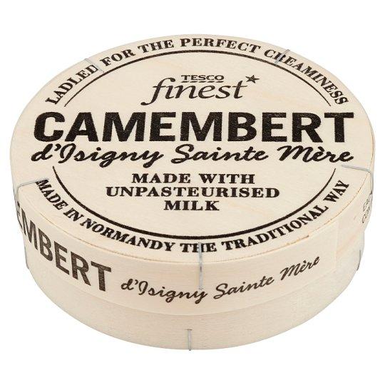 Tesco Finest Camembert Półtwardy ser tłusty 250 g
