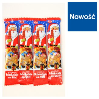 E&G Chocolate Lollipop 60 g (4 Pieces)