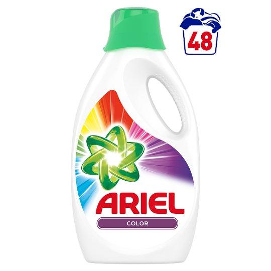 Ariel Washing Liquid Color 2.64 L, 48 Washes