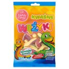 Handy Candy Kwaśne wężyki Żelki 200 g