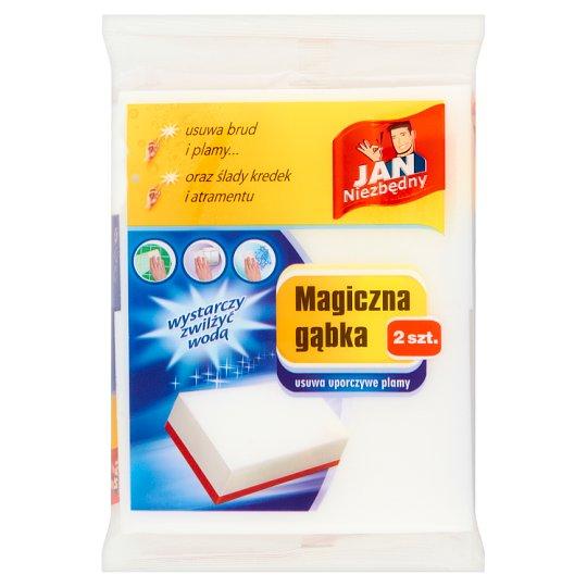 Jan Niezbędny Magic Sponge 2 Pieces