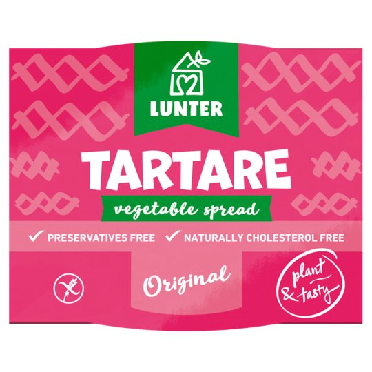 Lunter Tatar Paste with Paprika 115 g