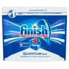 Finish Quantum Max Tabletki do zmywarki 279 g (18 sztuki)