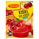 Winiary Cherry Flavoured Soft Jelly with Sugar 77 g