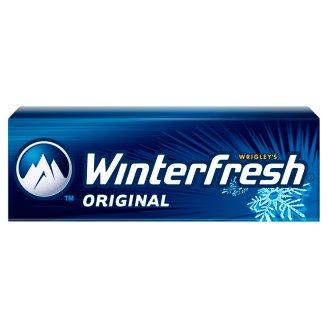 Winterfresh Original Sugarfree Chewing Gum 14 g (10 Pieces)