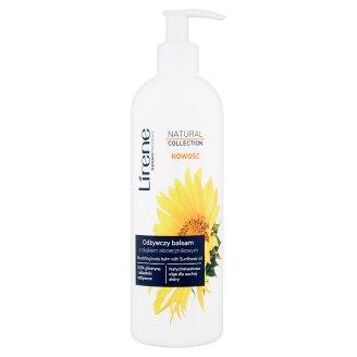 Lirene Natural Collection Odżywczy balsam z olejkiem słonecznikowym 400 ml