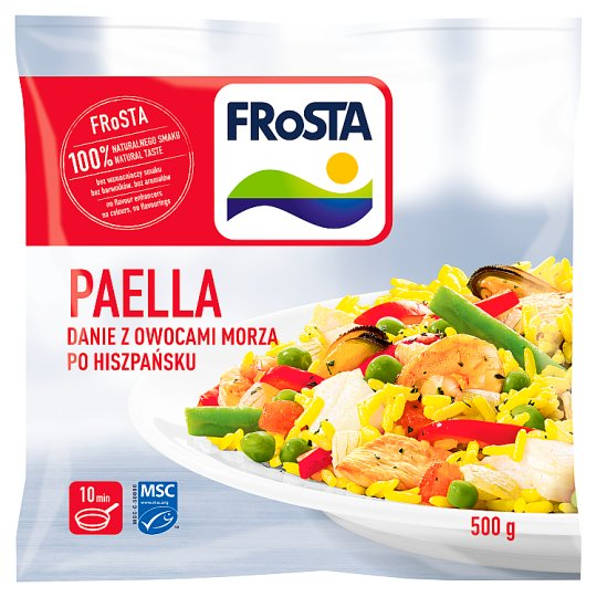 FRoSTA Paella Spanish Dish 500 g