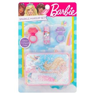 Barbie Zestaw brokatowy
