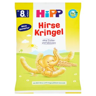 HiPP BIO First Crisps from 8 Months Onwards 30 g