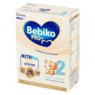 Bebiko Pro+ 2 Mleko następne częściowo fermentowane dla niemowląt powyżej 6. miesiąca życia 600 g
