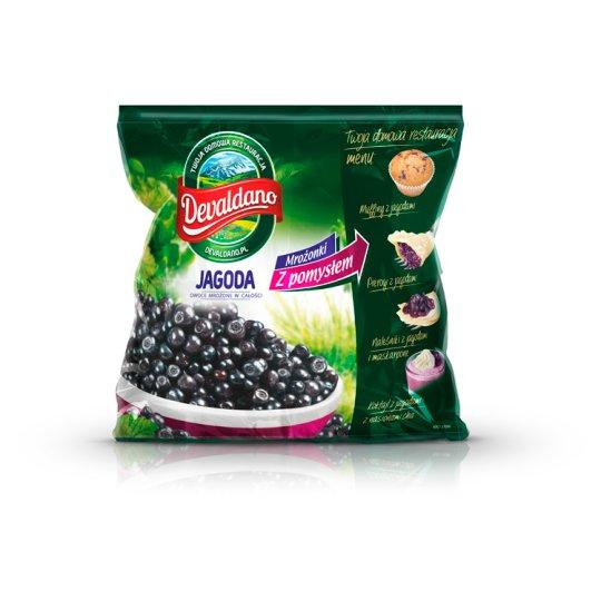 Devaldano Mrożonki Z pomysłem Blueberry 300 g