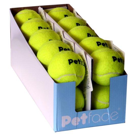 Petface Piłka tenisowa Zabawka dla psa