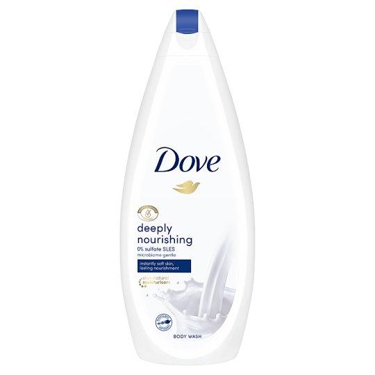 Dove Deeply Nourishing Body Wash 750 ml