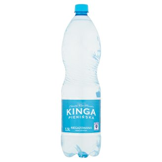 Kinga Pienińska Low Sodium Still Natural Mineral Water 1.5 L