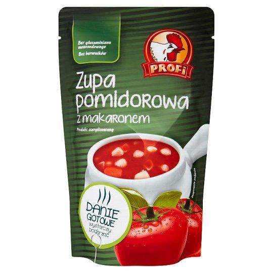 Profi Tomato Soup with Noodles 450 g