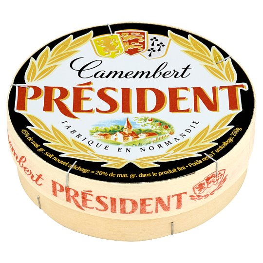 Président Camembert Cheese 250 g